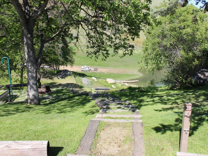 Island Park CampgroundCampsite #39 - NON ELECTRIC