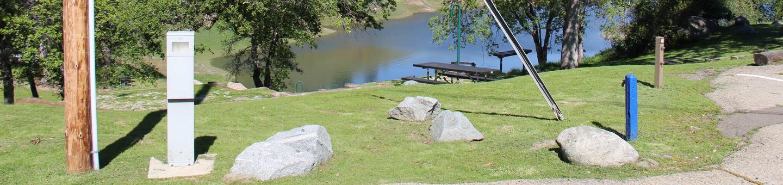 Island Park CampgroundCampsite #40 - ELECTRICAL SITE
