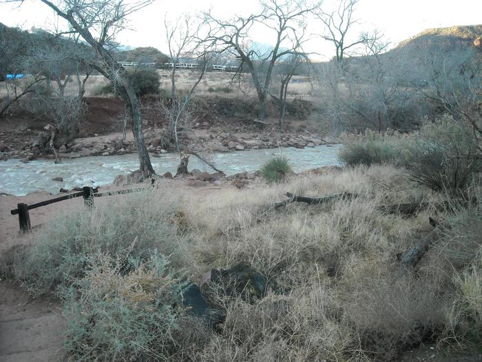 South Campground River