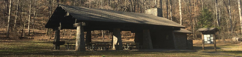 Deep Creek Picnic Pavilion