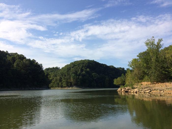 The beauty of Lake Cumberland