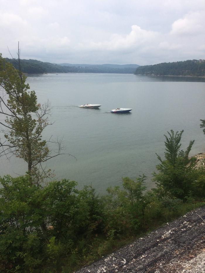 Taken from Waitsboro Recreation AreaEnjoy Lake Cumberland