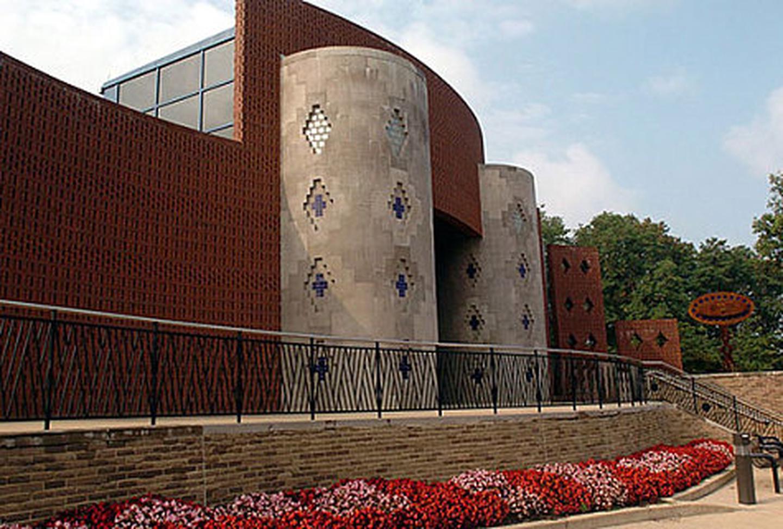 Museum Entrance Museum Entrance