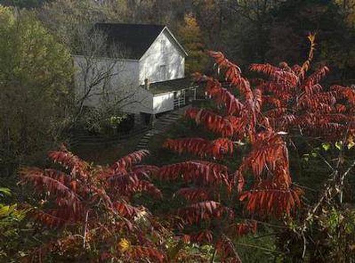 Mill Springs MillHistorical Mill Springs Mill built in 1839