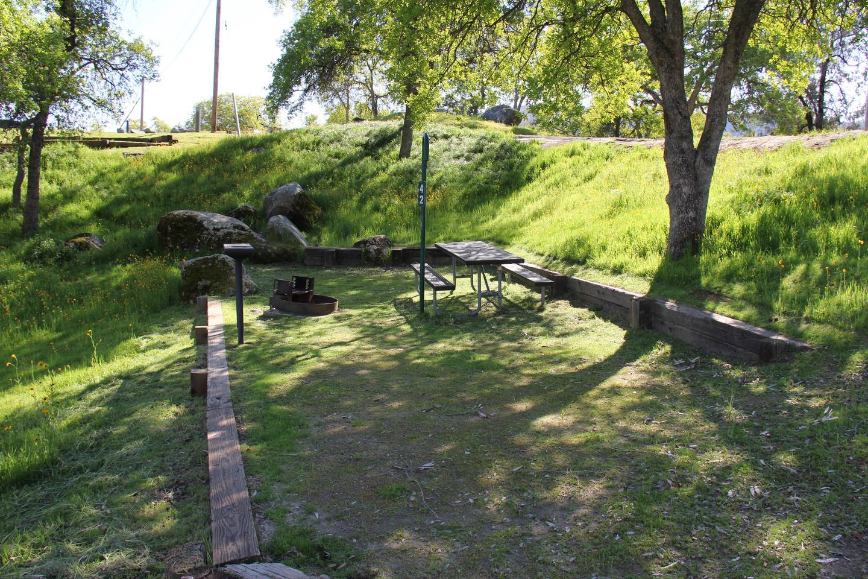 Site #42 Tent Pad