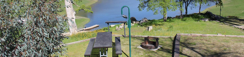 Island Park CampgroundCampsite #44 - NON ELECTRIC