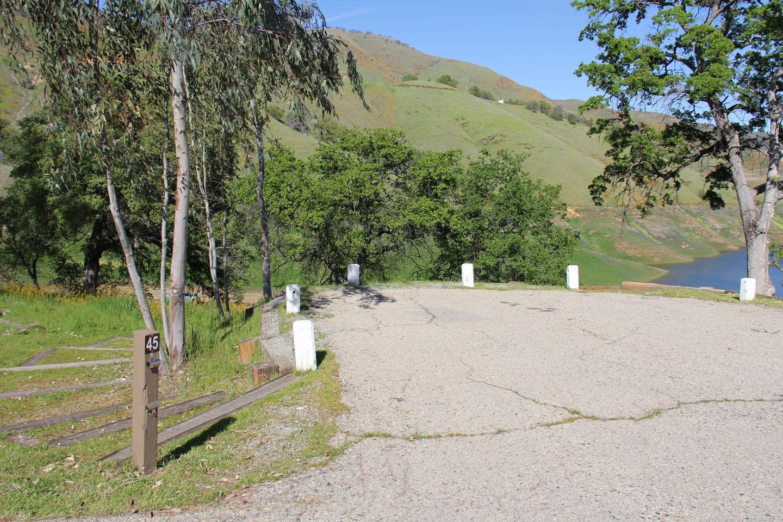 Site #45 Parking