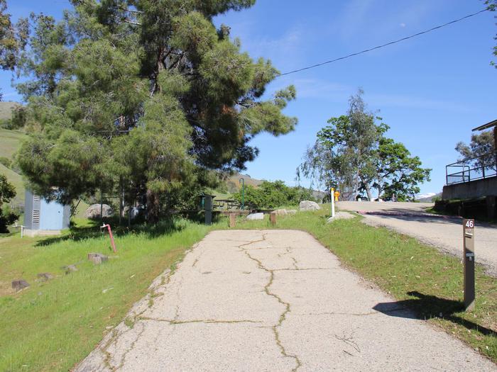 Island Park CampgroundCampsite #46 - ELECTRICAL SITE