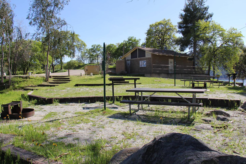 Site #46 Tent Pad