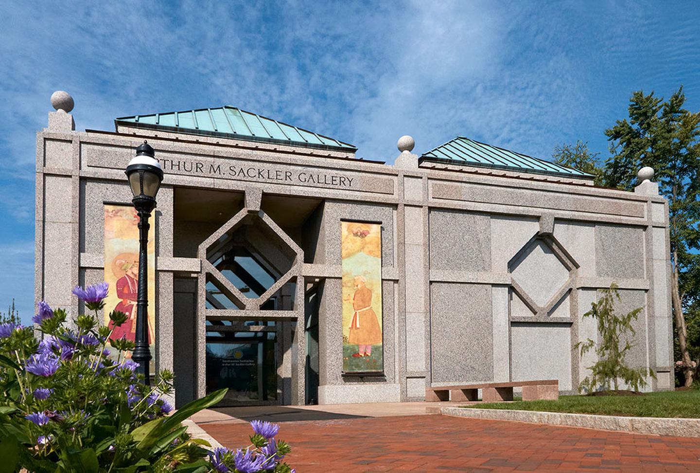 Arthur M Saclker Gallery