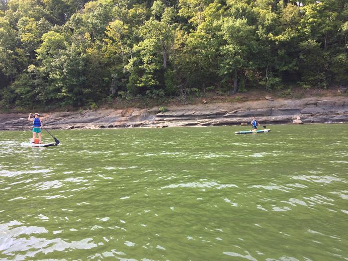 Recreating Lake Cumberland