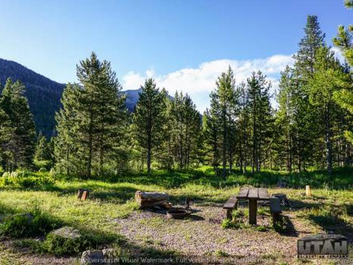 Sulphur Campground - 001