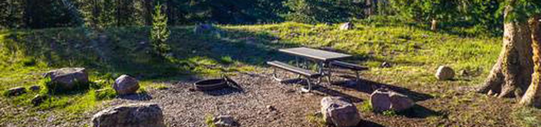 Sulphur Campground - 012SULPHUR CAMPGROUND - 012