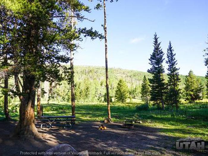 Sulphur Campground - 017SULPHUR CAMPGROUND - 017
