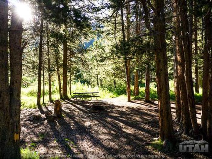 Sulphur Campground - 018SULPHUR CAMPGROUND - 018