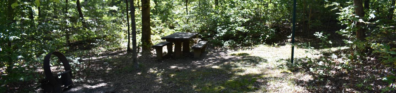 Walk-in Campsite 7