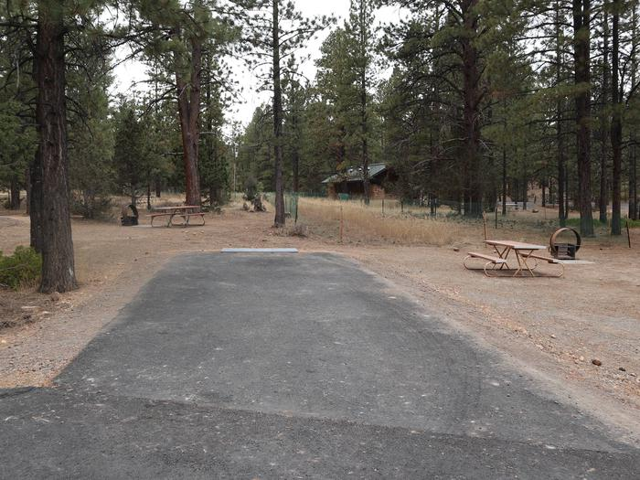 Sunset Campground Site 215Site 215