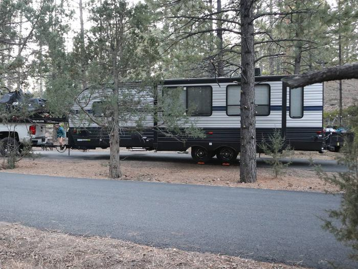 Sunset Campground Site 223Site 223