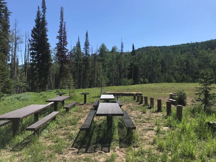 Miller Flat Reservoir Campground Group A