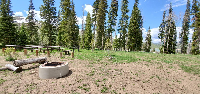 Miller Flat Reservoir Campground Group A - 1