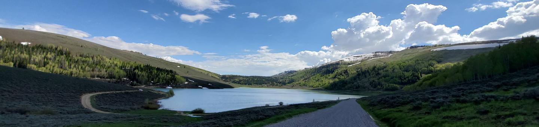Miller Flat Reservoir