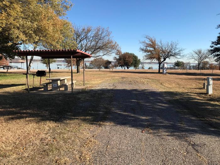 Site 41, East Fork Park, Lavon LakeSite 41 (East Fork Park)
