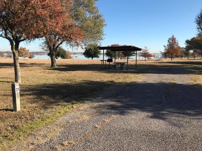 Site 31, East Fork Park, Lavon LakeSite 31 (East Fork Park)