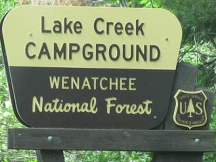 Welcome to Lake Creek CampgroundLake Creek Campground