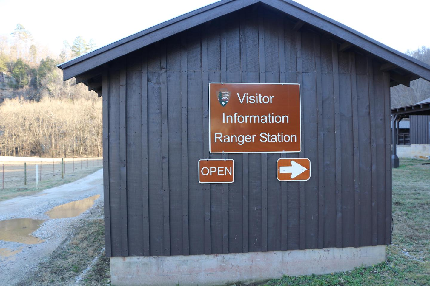 Steel Creek Ranger StationThe Steel Creek Ranger Station is open seasonally so it is best to call ahead if you are planning to visit.