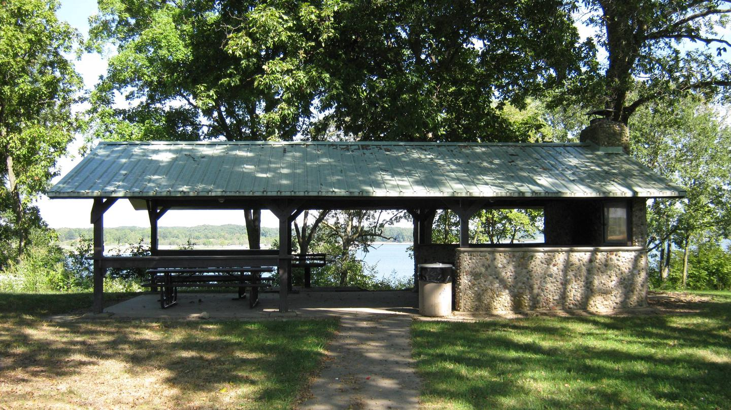 Dam East Picnic Shelter Pic 4