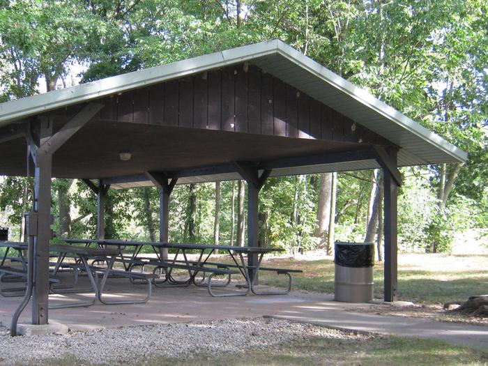 Preview photo of Forrest W. Bo Wood Picnic Shelter