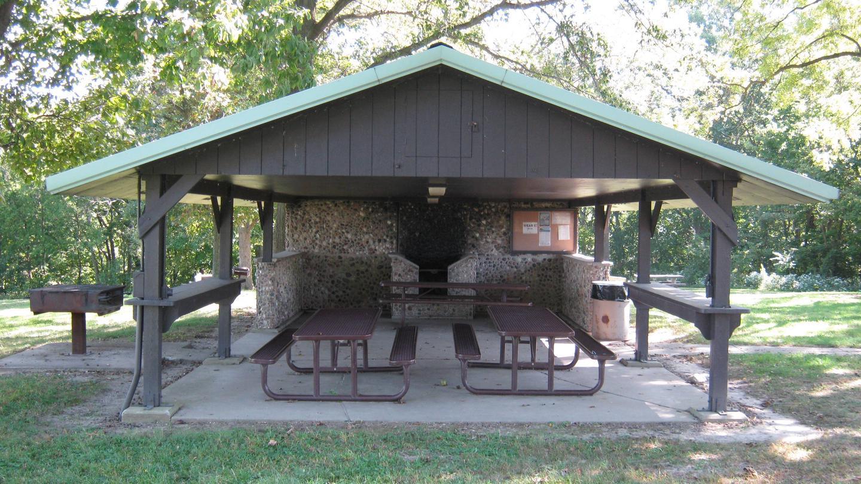 Dam East Shelter 4