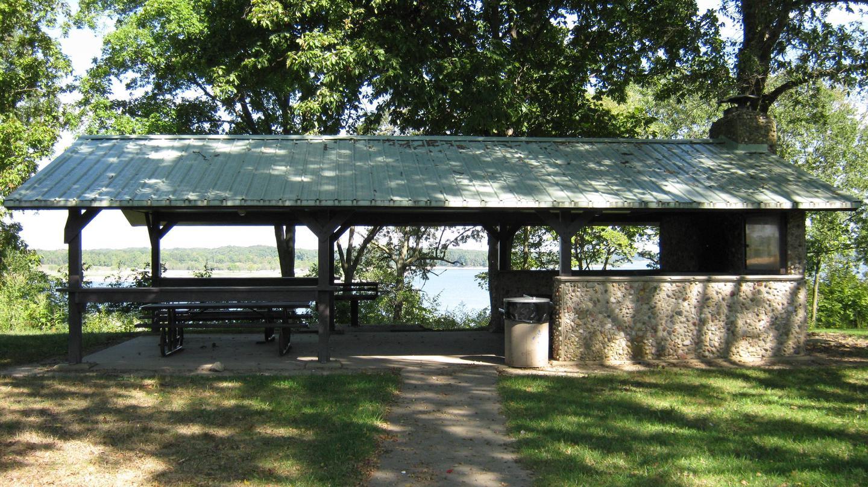Dam East Shelter 6
