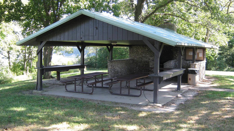 Dam East Shelter 5