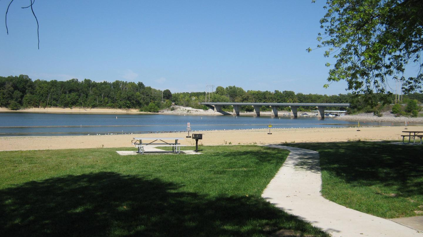 View from Picnic Shelter 1
