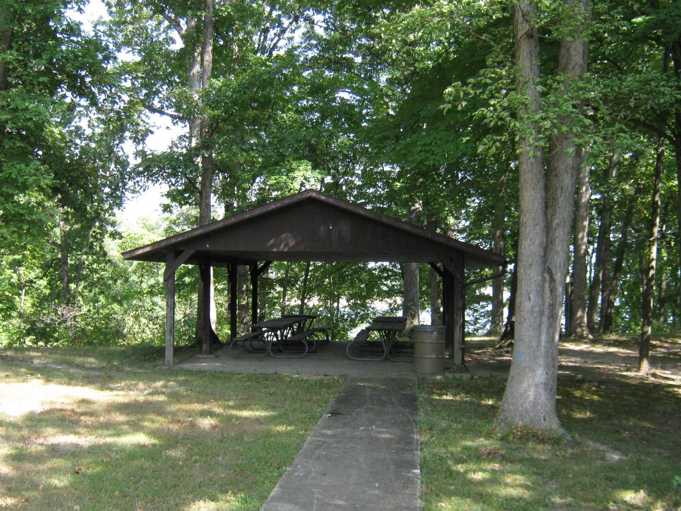 Lone Point Picnic Shelter 1