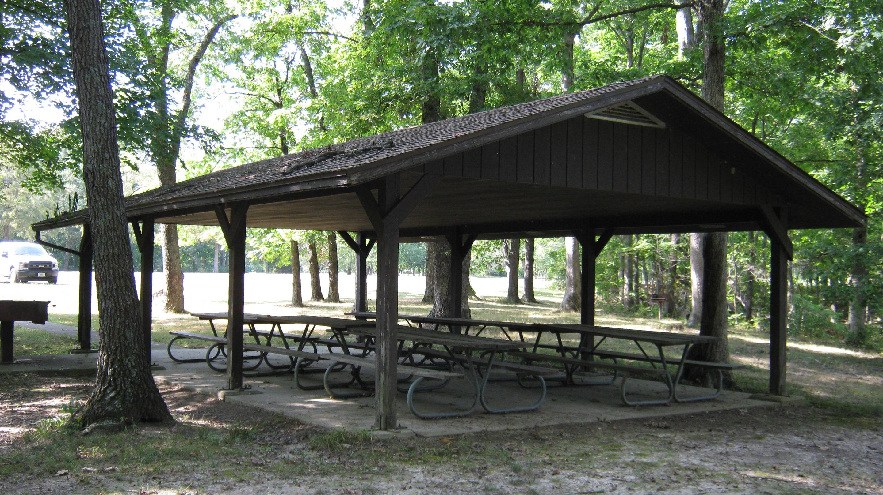 Lone Point Picnic Shelter 2