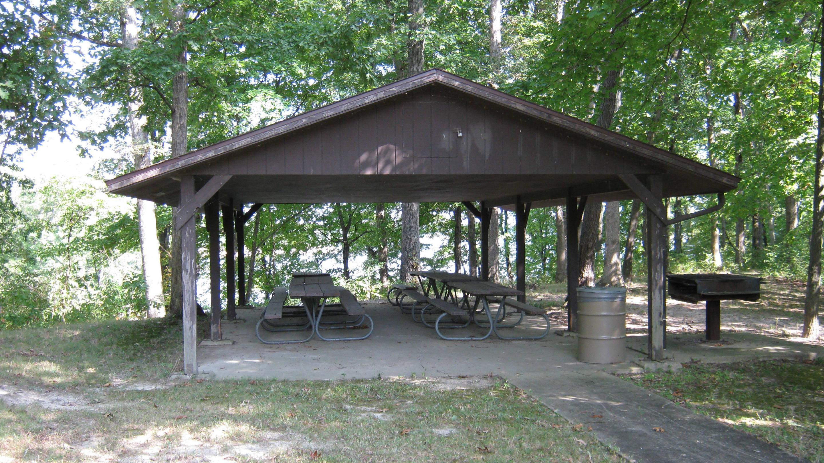 Lone Point Picnic Shelter 3