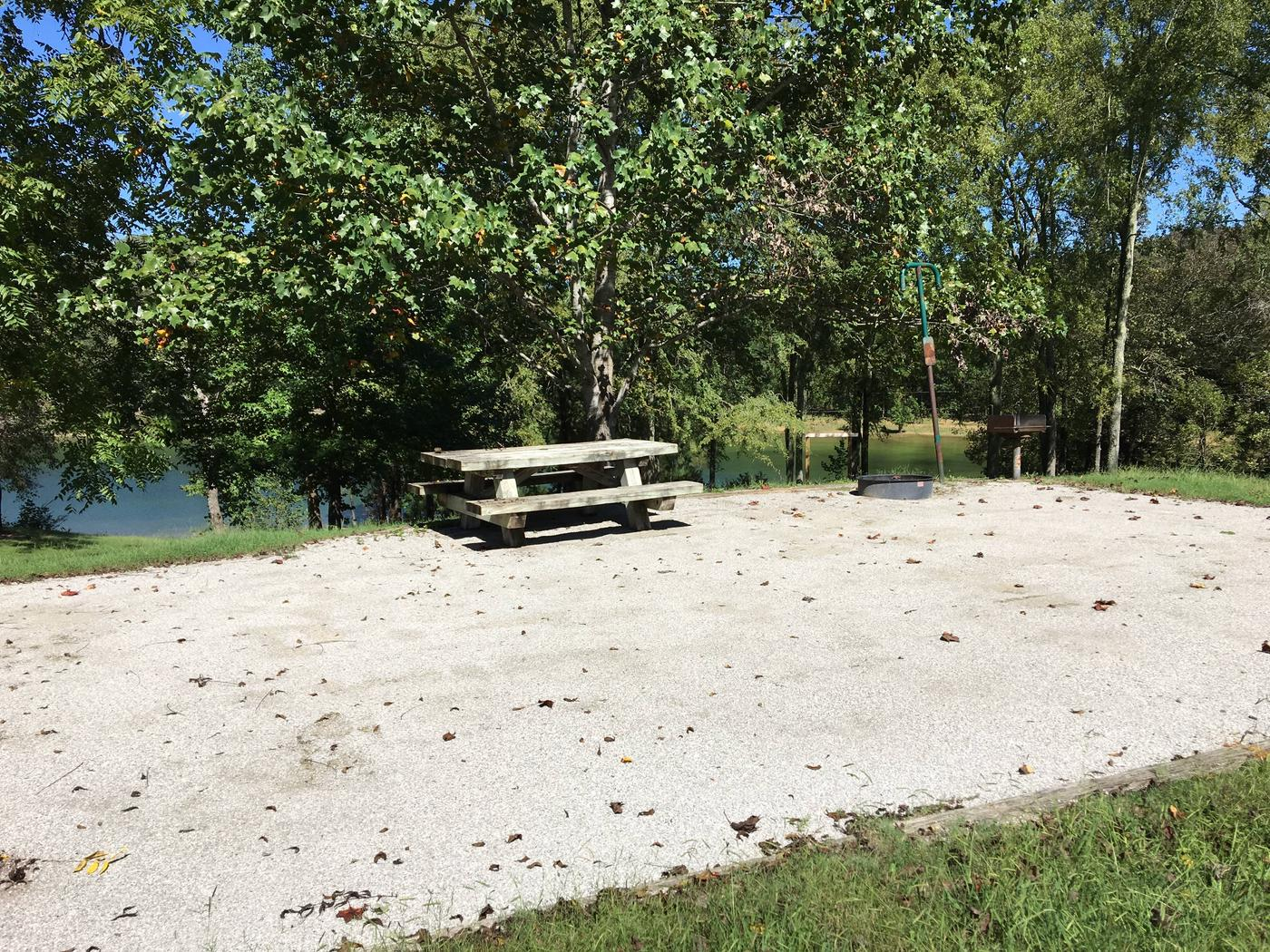 WILLOW GROVE CAMPGROUND SITE #23