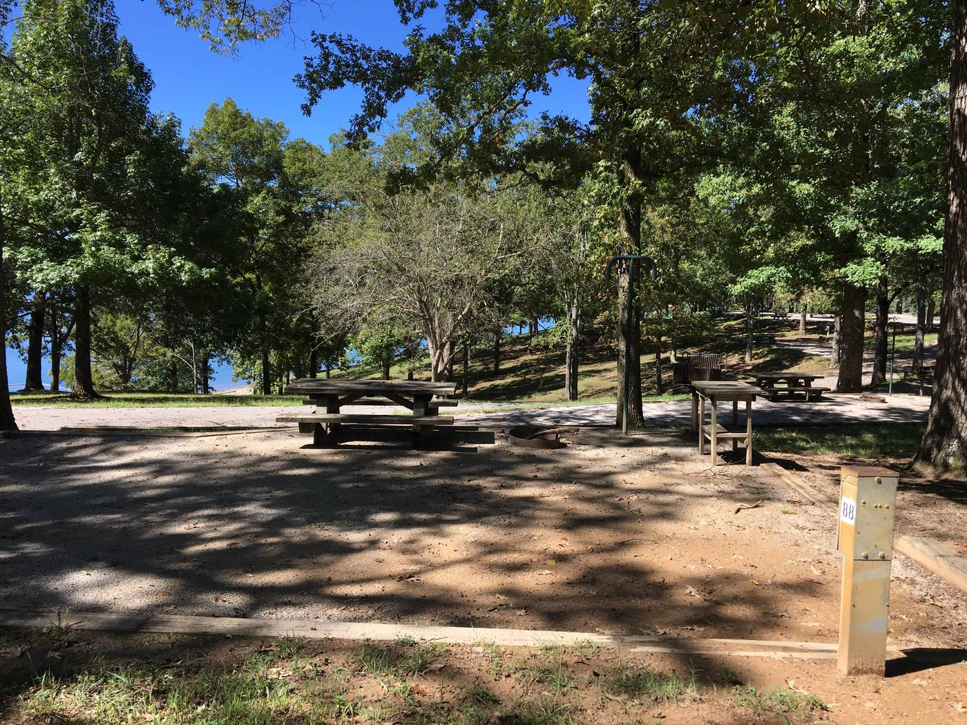 WILLOW GROVE CAMPGROUND SITE #88