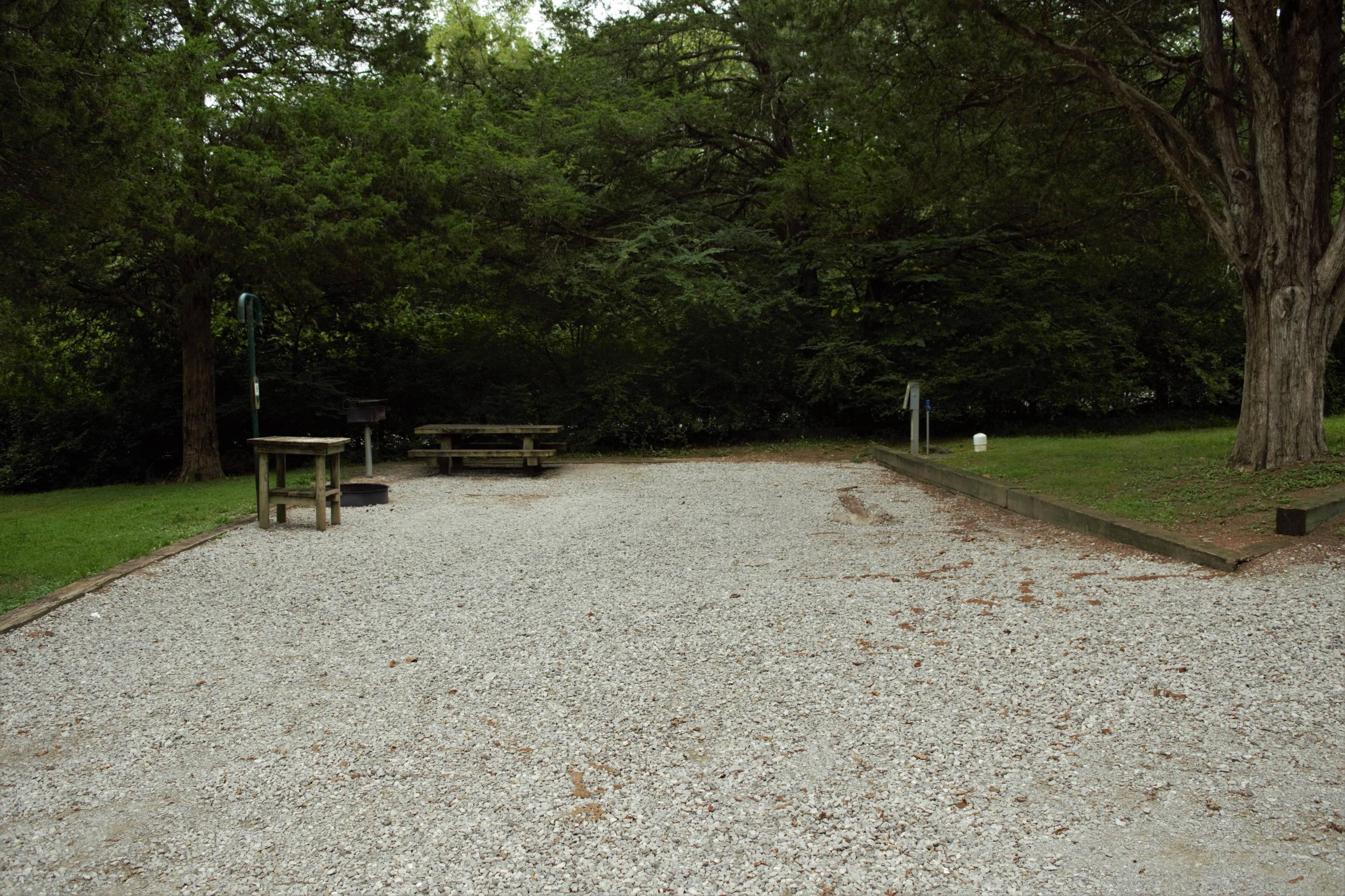 WILLOW GROVE CAMPGROUND SITE # 9
