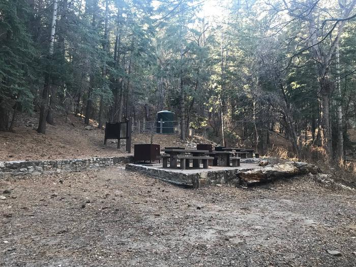 Upper Arcadia Group Site