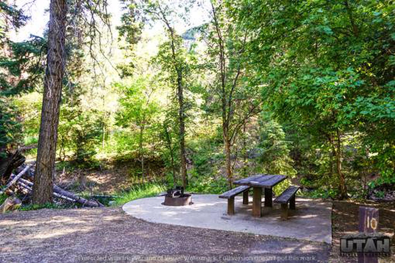 Balsam Campground - 010