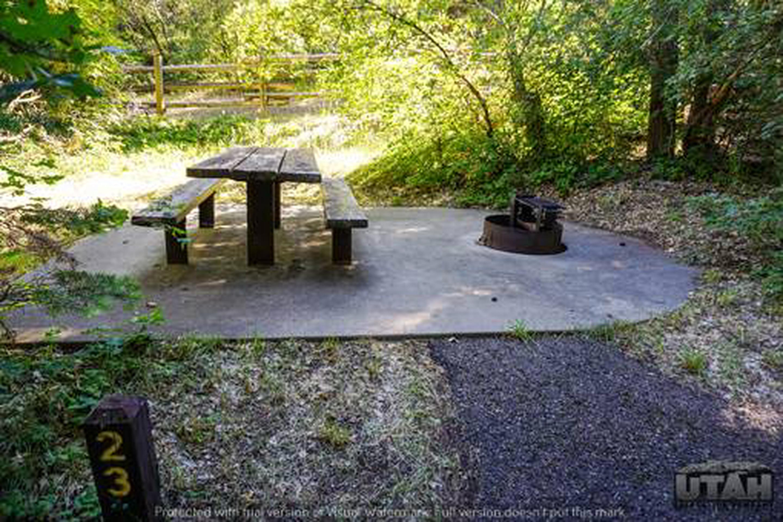 Balsam Campground - 023