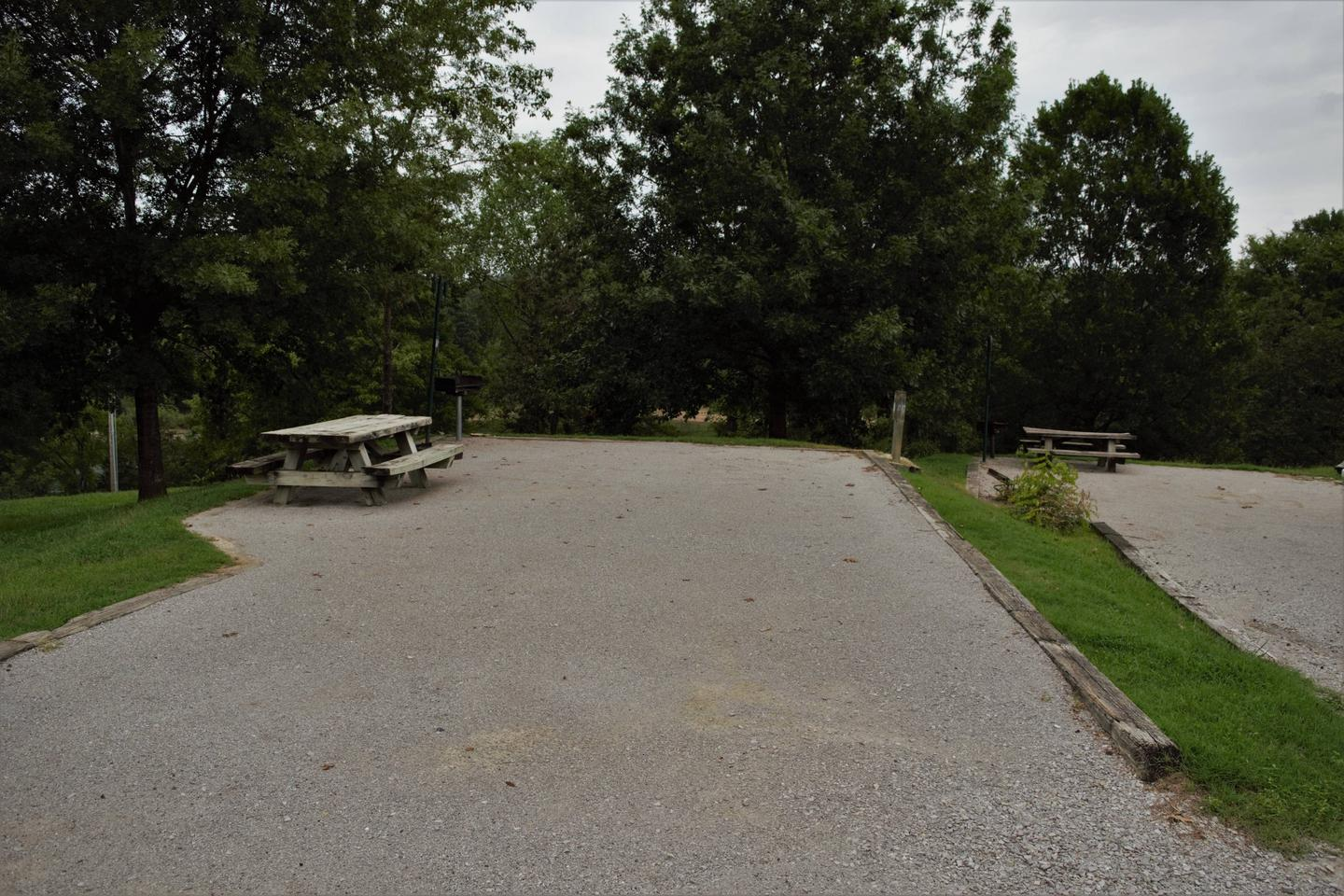 WILLOW GROVE CAMPGROUND SITE #28 BACK INWILLOW GROVE CAMPGROUND SITE #28