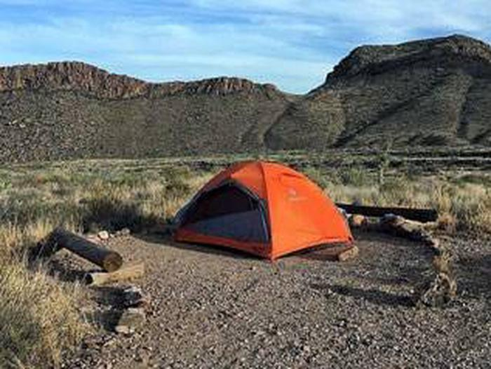 Preview photo of Big Bend Backcountry Camping
