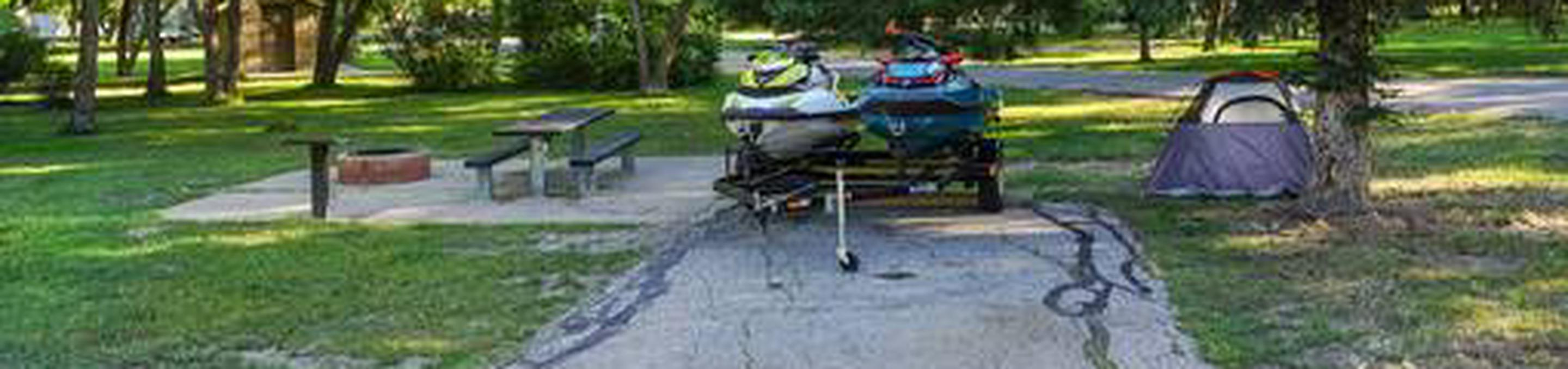 Anderson Cove Campground B-026