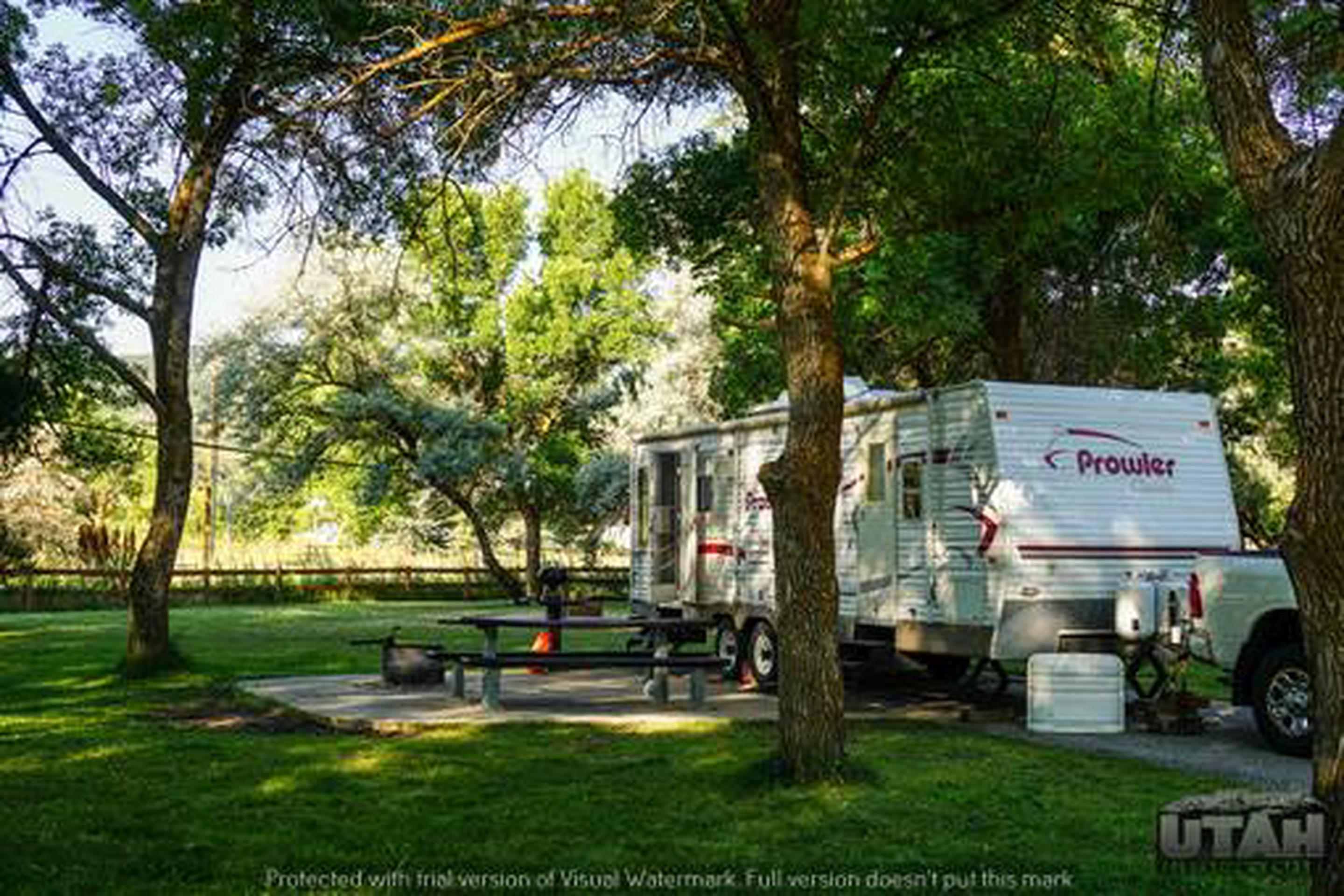 Anderson Cove Campground B-036