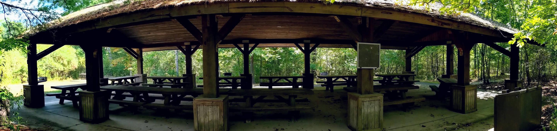 PavilionFenwick Mines Pavilion