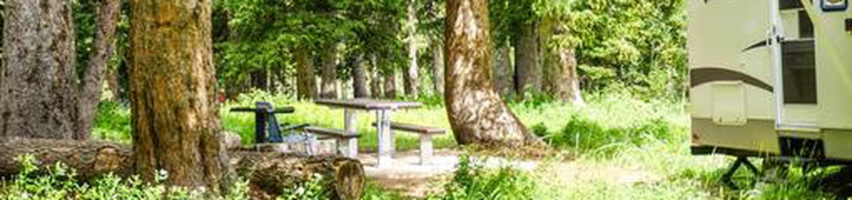 Monte Cristo Campground - MONT - 35